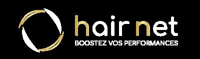 Hair Net – Logiciel de caisse certifié pour salon de coiffure, de beauté et d'esthétique Logo